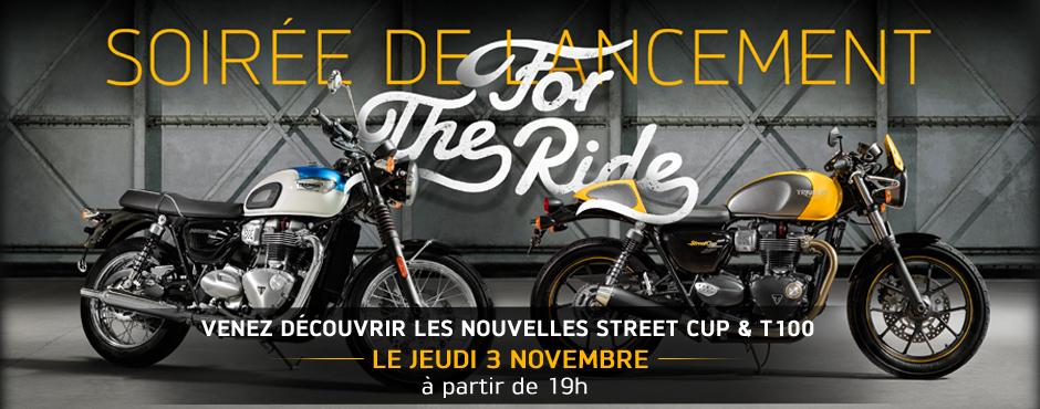 Lancement STREET CUP & T100 - AMR Vittel 88800