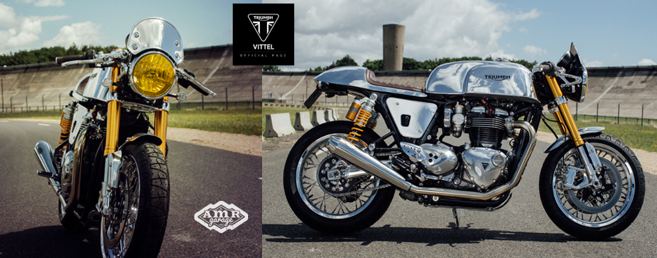 Thruxton Project - AMR Vittel