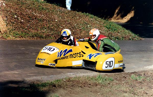 Basset AMR course de côte - AUBRY MOTOS Vittel