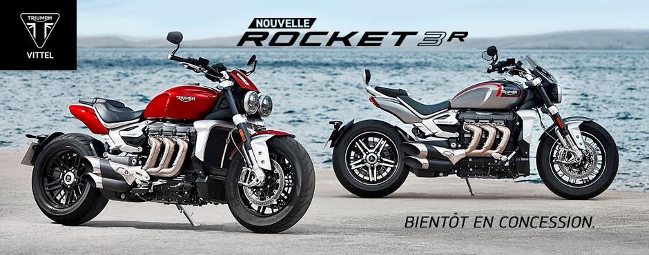 Triumph Rocket lll R - AMR Vittel